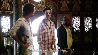 HANGOVER 2| Making of - Das komische Timing von Todd Phillips eng / ger sub