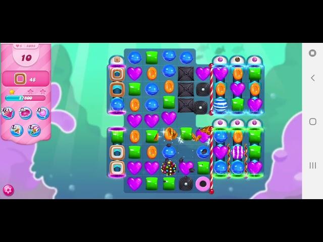 Candy Crush Saga level 5098