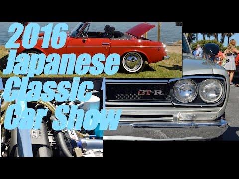 Japanese Classic Car Show 2016 JCCS Long Beach