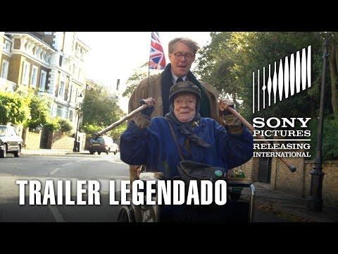 Trailer do filme A Senhora da Van