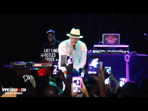 Lyfe Jennings: Live Concert at Republic New Orleans