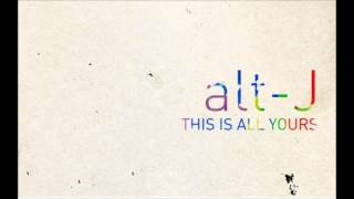 alt-J (∆) - Left hand free