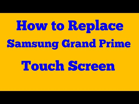 Samsung Touch Screen Not Working ? Fix Touch Screen & Replace