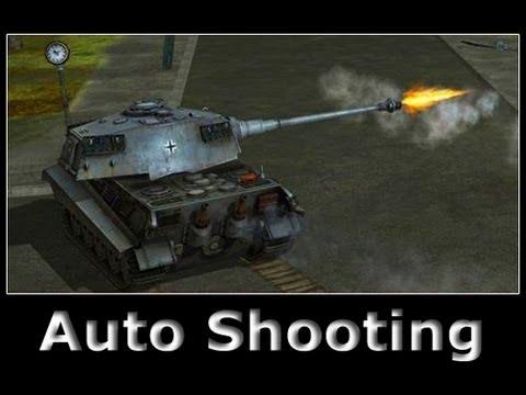 Автоматическая стрельба для World of Tanks