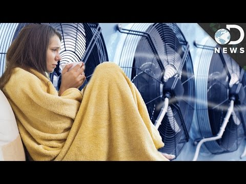 Is Air Conditioning Making You Sick?