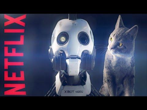 Любовь, смерть и роботы (2019). Волосатые машины смерти.