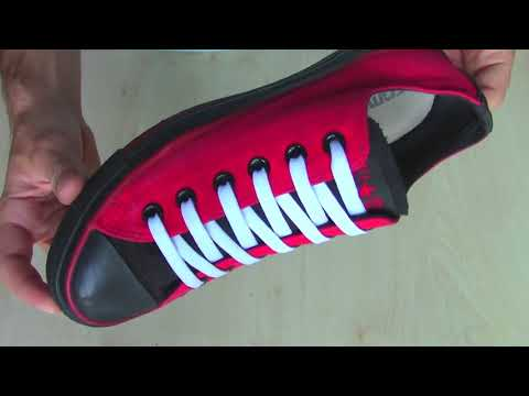 5 способов быстро и красиво завязать шнурки