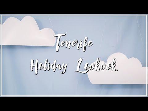 Tenerife Holiday Lookbook (Men's Fashion)