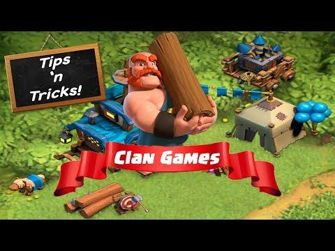 CoC - Clan Games Tips 'n Tricks