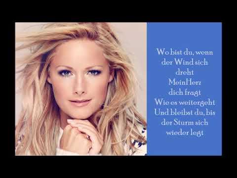 Mitten Im Paradies - Helene Fischer - (Lyrics)