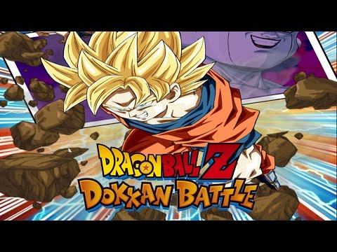 DRAGON BALL Z DOKKAN BATTLE (by BANDAI NAMCO Entertainment Inc.) - iOS/Android - HD Gameplay Trailer