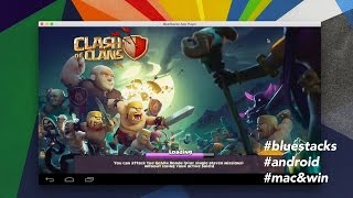 bluestacks choi game va chay app android tren may tinh