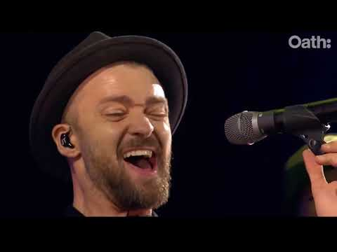 Justin Timberlake, A Concert for Charlottesville