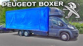 Peugeot Boxer 3 оси