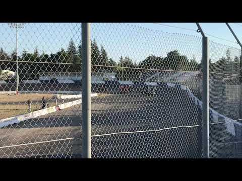 Gunslinger Winged Sprint Cars- Stockton 99 Speedway 5/12/18