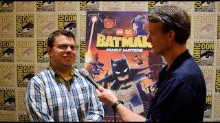 Rick Morales Interview For LEGO DC Batman: Family Matters