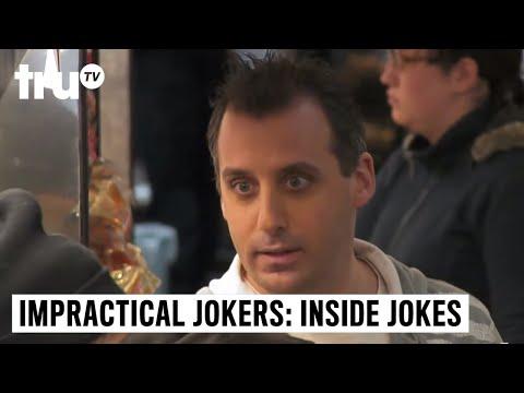 Impractical Jokers: Inside Jokes - Dwimplepeen   TruTV