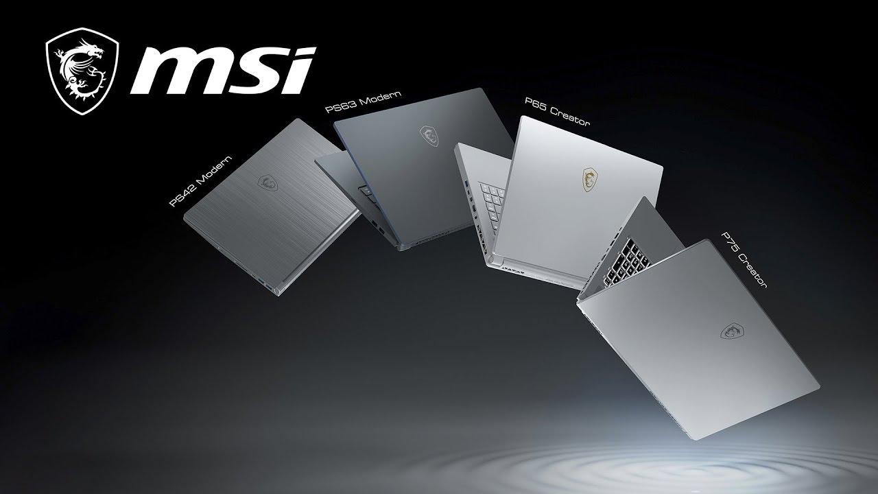 Prestige Series_made for creators| MSI