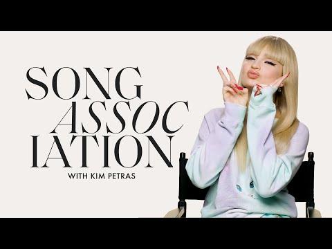Kim Petras Sings Selena Gomez And Raps Nicki Minaj In A Game Of Song Association | ELLE