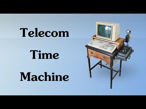 Tymkrs Telecom Time Machine