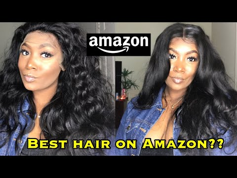 BEST AFFORDABLE Virgin Wigs On AMAZON | Younsolo Wig And Install