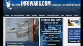 The Alex Jones Show with Red Beckman 2-4-2010 Pt. 6
