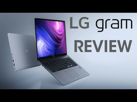 LG Gram 15Z990   Ordenador Portátil   Review