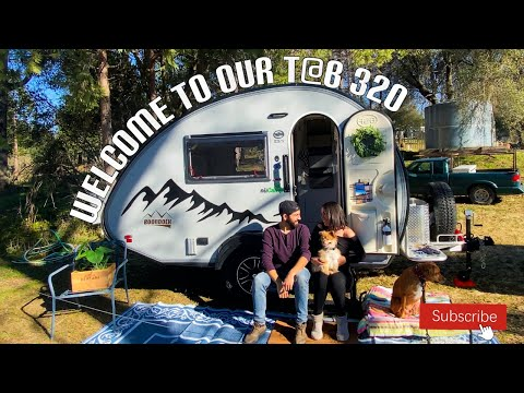 Our 2021 TAB Teardrop Trailer Tour: Living Small Edition