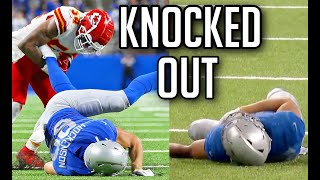 NFL Knockout Hits of the 2019 Season || HD (Part 2)