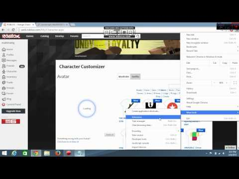 Roblox hacking tool 2015