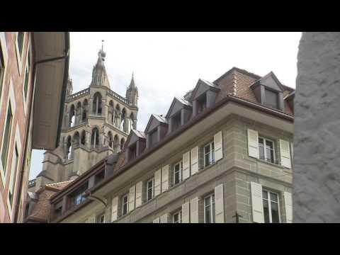 Travel diary - Lausanne
