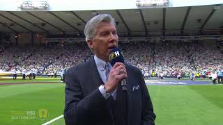 Let's Get Ready To Rumble! | Michael Buffer Introduces the William Hill Scottish Cup Final