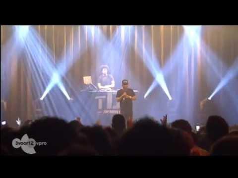 Kendrick Lamar live at the Melkweg Amsterdam