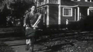 1952 Day In The Life Of A 1950's Small Town | Video