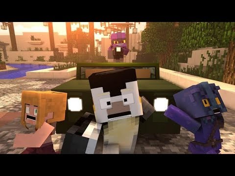 Minecraft Animation - BABY STARTS WORLD WAR 3! (Funny Moments)