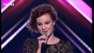 Bella Ferraro- Dreams - The X Factor Australia 2012 - Live Show 8, TOP 5