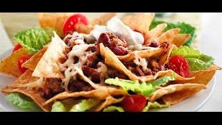 15 Minute Meals : Doritos Locos Taco Salad