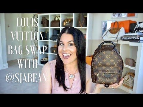 LOUIS VUITTON Bag Swap with @Sjabean   Jerusha Couture