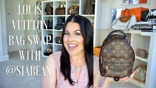 LOUIS VUITTON Bag Swap with @Sjabean | Jerusha Couture