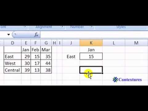 Use Excel S Match Function With Vlookup