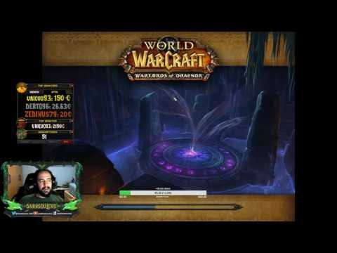 World of Warcraft | TERMINANDO de EQUIPAR el CAZADOR para LEGION con Suscriptores