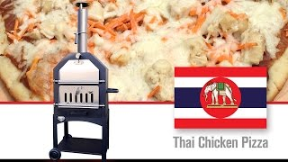Swag Daddy Original Recipe - Thai Chicken Pizza