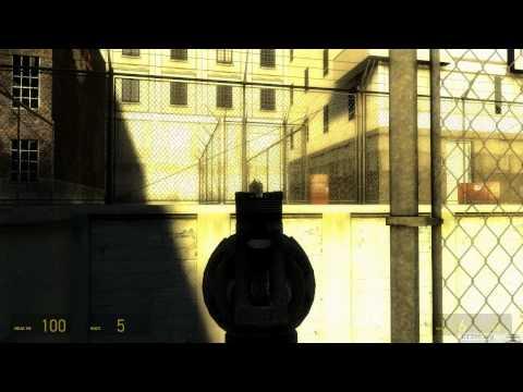 Better Half Life 2 - FakeFactory's Cinematic Mod (720p HD)