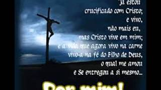 Ja estou crucificado - Fernandinho