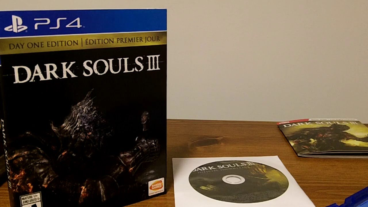 """Dark souls 3 '""""apocalypse edition"""" for pre-order only in the uk."""