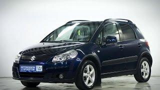 Suzuki SX4 с пробегом 2009   Дельта-АВТО