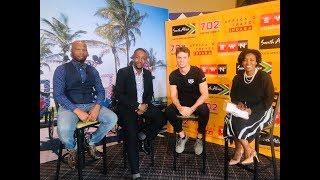 Phemelo chats to tourism disruptors