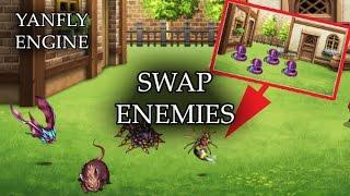 YEP.45 - Swap Enemies - RPG Maker MV