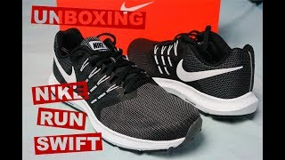 Nike Run Swift Unboxing