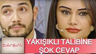 Zuhal Topal'la 99. Bölüm (HD) | Naz'ın, Bakü'den Gelen Yakışıklı Talibi Ali'ye Şaşırtan Cevabı!